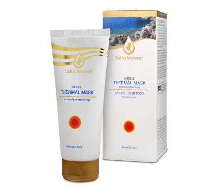 Extra Mineral- thermal mask  מסכת תרמית מינרלי