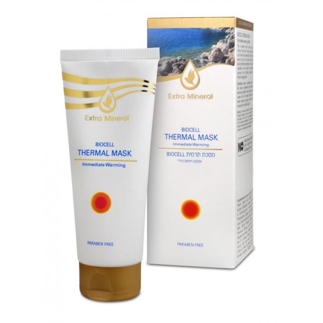 Extra Mineral- thermal mask  מסכת תרמית מינרלי