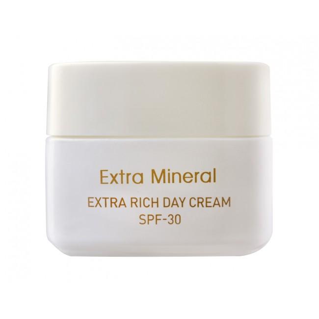 Extra Mineral-קרם יום עשיר במיוחד SPF30