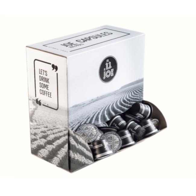 מארז 100 קפסולות- Extra Strong וגם כוס טרמית מתנה-תואמות מכונת-NESPRESSO-זוכה-פרס מוצר השנה הקפה האיכותי בקטגוריה 5.5-גרם לקפסולה