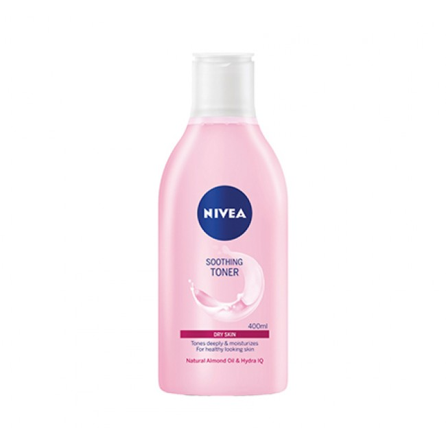 """מארז NIVEA-מי פנים 400 מ""""ל לעור עדין פלוס תרחיץ מוס לניקוי עור עדין עד יבש, ו-IN SHOWER NIVEA לעור הפנים-משלוח חינם"""
