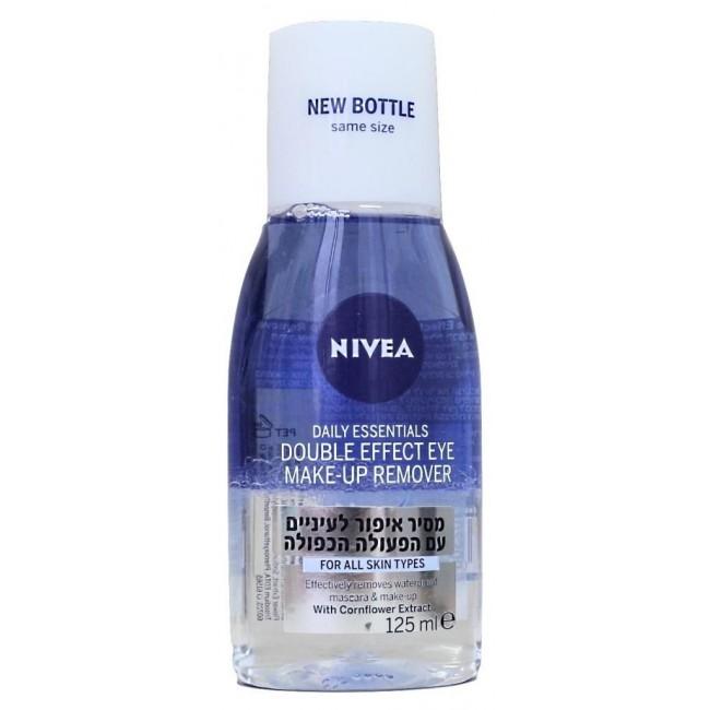 """מארז NIVEA-מי פנים 400 מ""""ל לעור רגיל פלוס תרחיץ מוס לניקוי עור רגיל עד מעורב,ומסיר איפור לעיניים פעולה כפולה-משלוח חינם"""