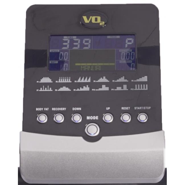 אליפטיקל חשמלי מגנטי מבית VO2 Royal330 כולל משקל דידיטלי מתנה משלוח חינם