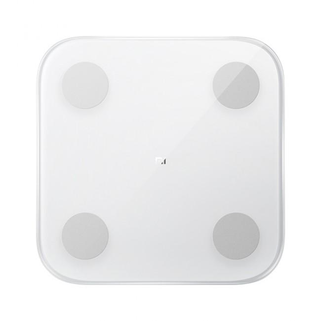 משקל חכם XIAOMI דור 2 דגם Mi Body Composition Scale 2 משלוח חינם