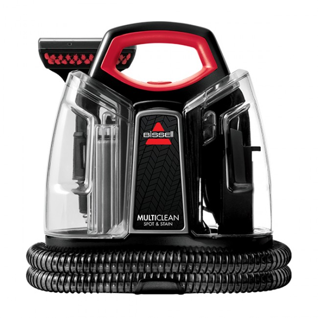מכונת ניקוי שואבת ושוטפת חוטית BISSELL MULTICLEAN SPOT & STAIN 4720m-משלוח חינם