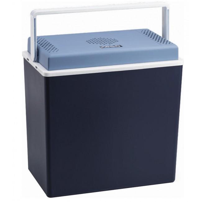 צידנית חשמלית לרכב 12V בנפח 24 ליטר ICEGO תוצרת איטליה משלוח חינם