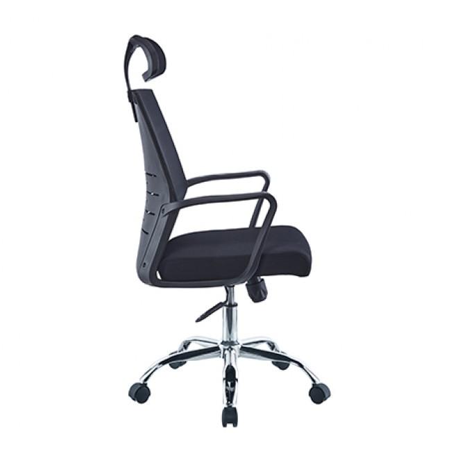 כסא מנהלים מתכוונן דגם TED - משלוח חינם