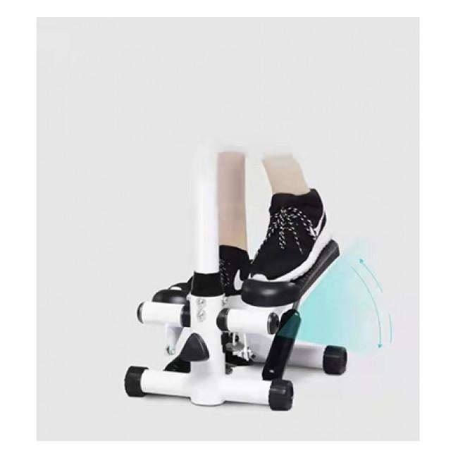 סטפר American Sport ABS עם רצועות אימון בצבע שחור/לבן משלוח חינם