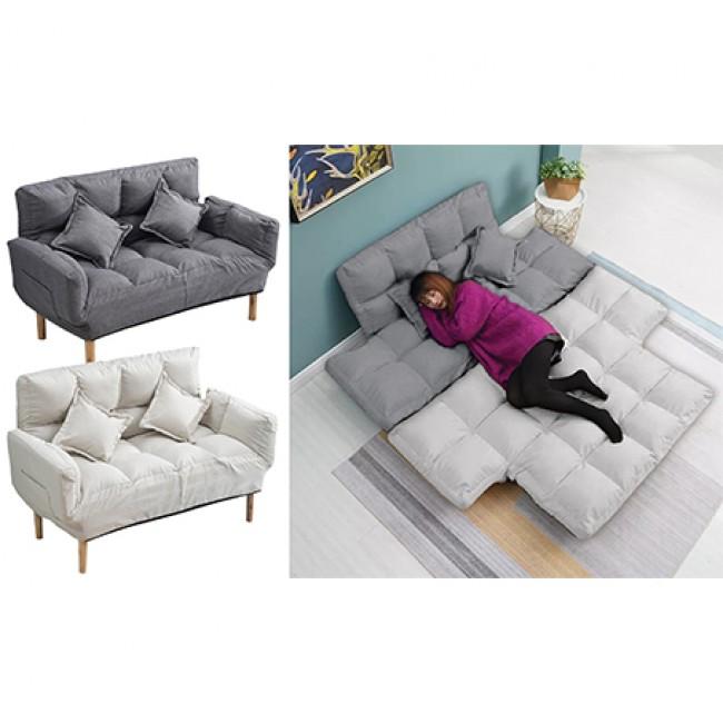 ספה זוגית נפתחת למיטה דגם NEW BERRY בצבעים לבחירה  משלוח חינם
