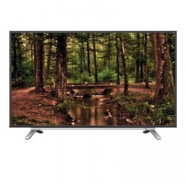 """טלויזיה 43"""" LED SMART FULL-HD בעל מערכת הפעלה Android TV 9.0, קליטת שידורי עידן פלוס ו - WIFI מובנה מבית TOSHIBA דגם 43L5995   משלוח חינם"""