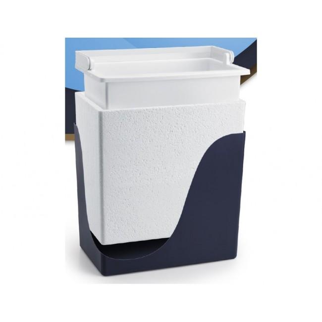 אייס צידנית קשיחה 24 ליטר ICEGO איטליה כולל מתנה 4 יחידות קרחום  משלוח חינם
