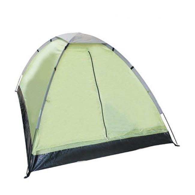 """SALE אוהל איגלו CAMPTOWN ל-3 אנשים (פרומו) 190/210/120 ס""""מ כולל סט 4 יתדות LED מוארים לאוהל מתנה-משלוח חינם"""