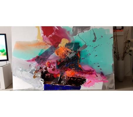 משה ליידר -אבסטרכט צבעים חיים 1