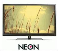 מסך NEON 43 אינטש SMART TV