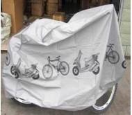 כיסוי לאופנוע ואופניים