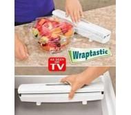 Приспособление Wraptastic для резки пищевой пленки и фольги