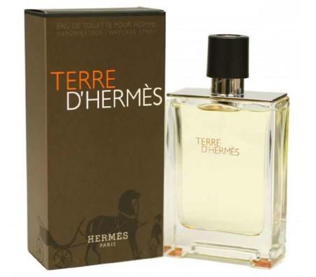 בושם לגבר Terre D'Hermes 100ml E.D.T