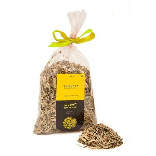 Подарочная упаковка чая с лимоном и мятой