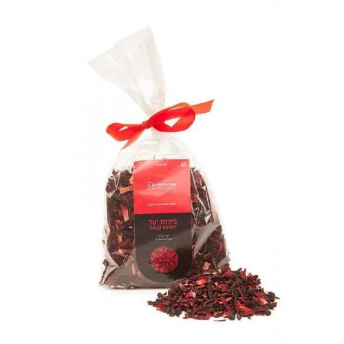 Подарочная упаковка чая с лесными ягодами