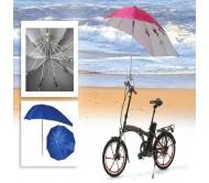 מטרייה לאופניים חשמליות