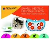 כרית עיסוי שיאצו + חימום GERMAINE  דגם: GM 6108