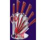 Набор ножей из 8 предметов модель- RL-KSS