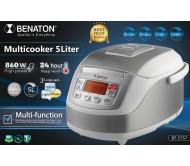 סיר בישול דיגיטלי  חדשני BENATON 3D Multicooker