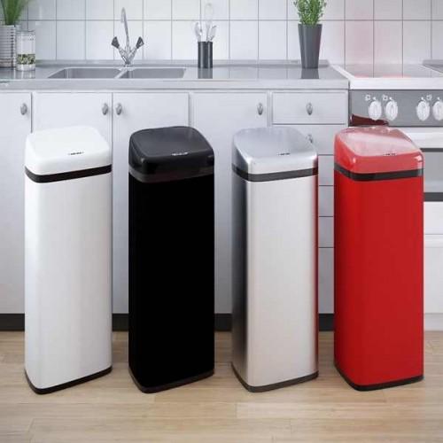 Стильные автоматические баки для мусора RAZCO – модели 2016 года