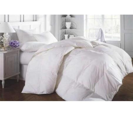 Мягкое и приятное пуховое одеяло