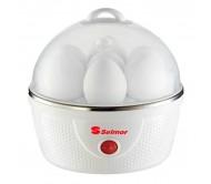 מכשיר חשמלי להכנת ביצים סלמור עד 7 ביצים קשות/בינוניות/רכות |קל לניקוי