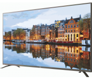 4k  טלויזיה מסך Smart TV Haier 65 אינץ