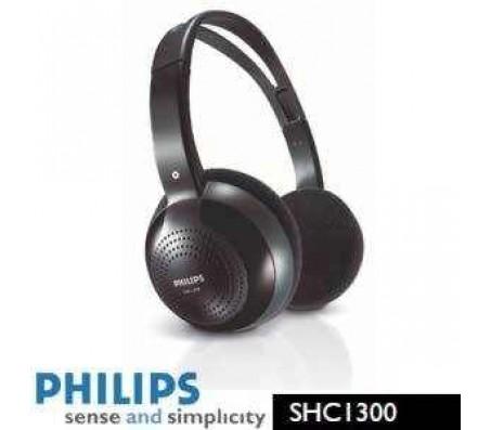אוזניות אלחוטיות  PHILIPS SHC 1300