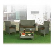 Столик и стулья для двора
