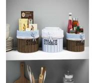 Набор из 3-х контейнеров для хранения