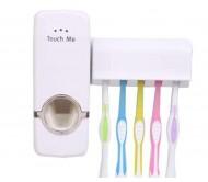 Автоматический дозатор и подставка для зубных щеток