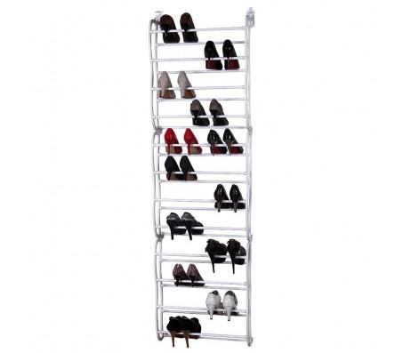 Подвесная обувница для двери
