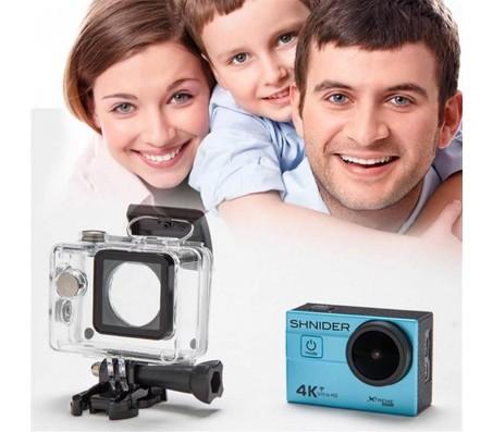 Экшн-камера 4К для экстремальных съемок