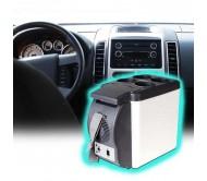 Автомобильный портативный мини-холодильник