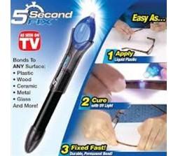 5 seconds fix - пять секунд на ремонт!