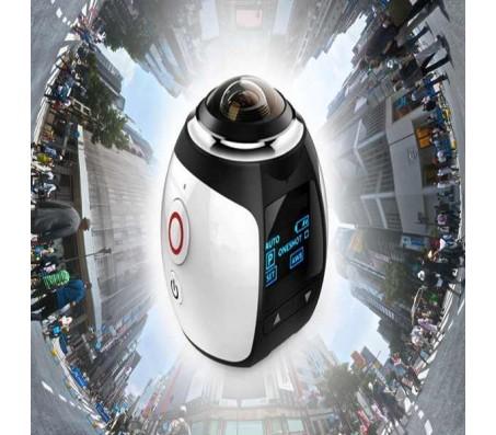 מצלמת אקסטרים 360 מעלות