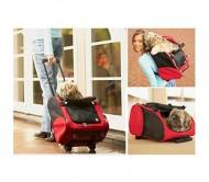 Сумка-тележка для переноски для собак и кошек