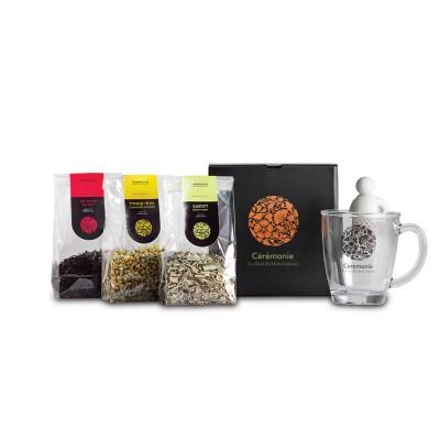 מארז תה גורמה TEA 4 U