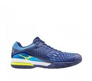 נעלי טניס גברים Mizuno מיזונו דגם Wave Intense Tour 3 AC