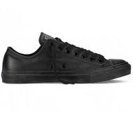 נעלי אופנה עור יוניסקס Converse All Star אולסטאר דגם Chuck Taylor
