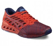 נעלי ריצה גברים Asics אסיקס דגם Fuzex