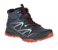 נעלי הליכה וטיולים גברים Merrell מירל דגם Capra Bolt Mid GTX