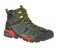 נעלי הליכה וטיולים גברים Merrell מירל דגם Capra Mid Gore-Tex