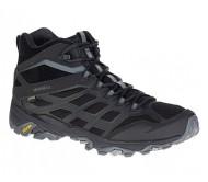נעלי הליכה וטיולים גברים Merrell מירל דגם Moab FST-Mid Gore-Tex